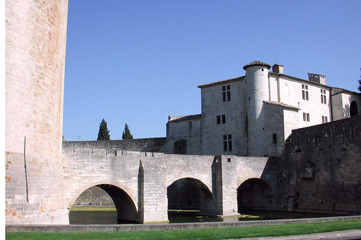 Aigues Mortes Constance Tower