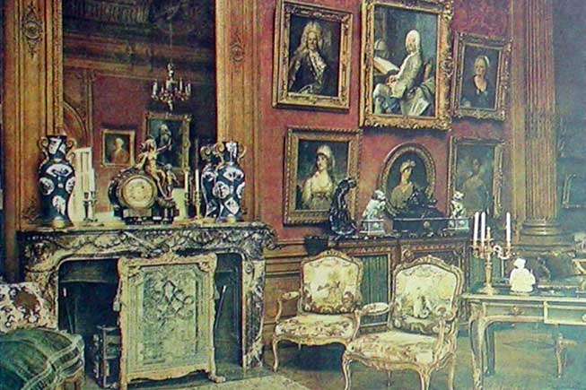 Grand salon de la rue Spontini