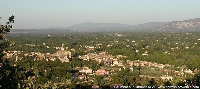 D couvrez caumont sur durance en provence vaucluse for Caumont sur durance jardin romain