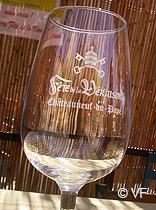 Châteauneuf fête Véraison
