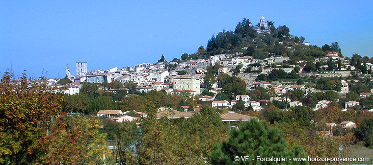 Forcalquier Provence Vaucluse