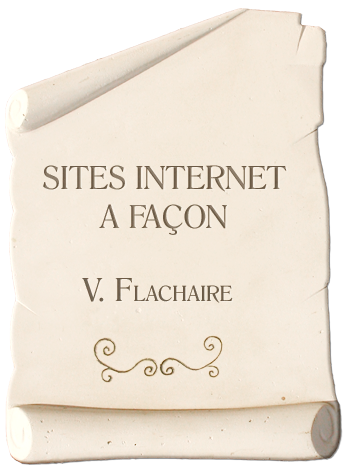 Vincent Flachaire - sites  Internet