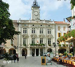 vaucluse orange ville