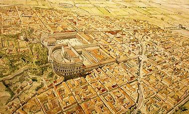 Trouver la ville  - Page 4 Ville-romaine