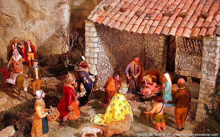 La cr che de no l au palais du roure en avignon cr ches for Creche salon de provence