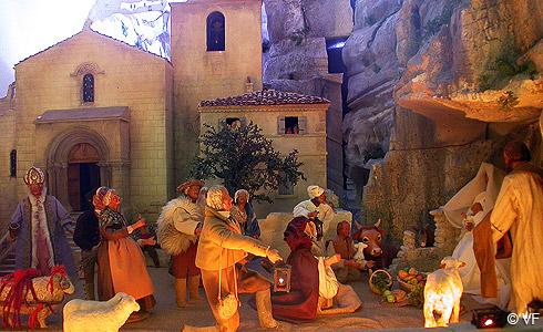 Exceptionnel Noël aux Baux de Provence - photos Horizon Provence EC01