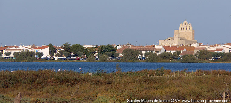 Saintes maries de la mer en camargue photos horizon provence - Office du tourisme saintes marie de la mer ...